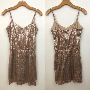 B Darlin Dresses - B. Darlin Sequin Mini Dress